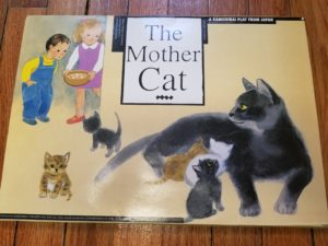 Mother Cat Story